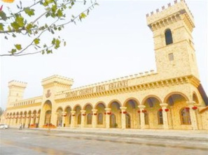 China opens the largest château in Asia | Quirky wine & spirit articles from VINGLISH | Scoop.it