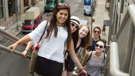 Forget Continuity, Keep Teens 'Happy' | Jewish Education Around the World | Scoop.it
