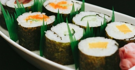 Teaching Tidbits: Teaching Is Like a Sushi Roll | Leadership, Innovation, and Creativity | Scoop.it