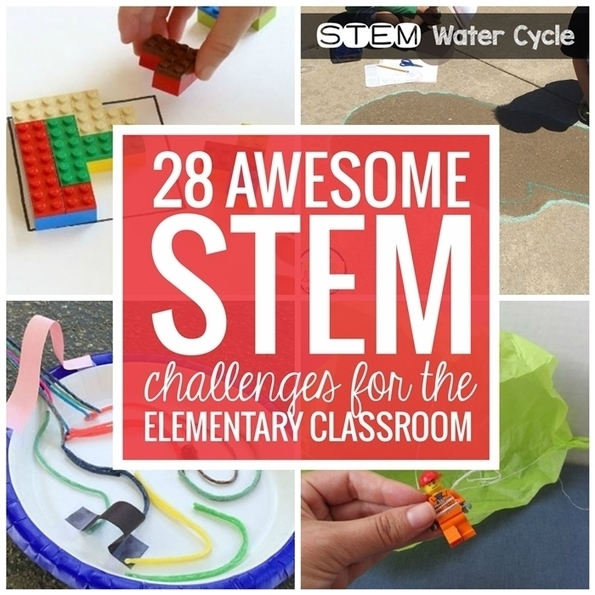 What Is A Stem Elementary School: 28 Awesome STEM Challenges For The Elementary C
