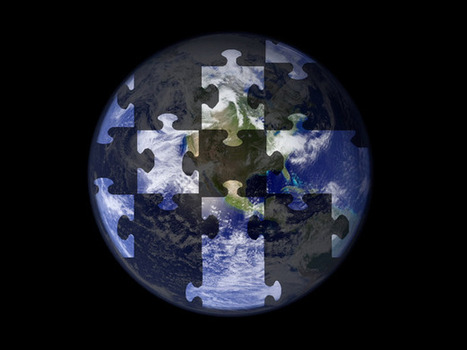 The emergent patterns of climate change | What on Earth | Scoop.it