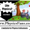 PhysicsFans.com - A Website for Physics Enthusiasts