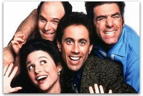 4 PR lessons from 'Seinfeld' | Communication Advisory | Scoop.it
