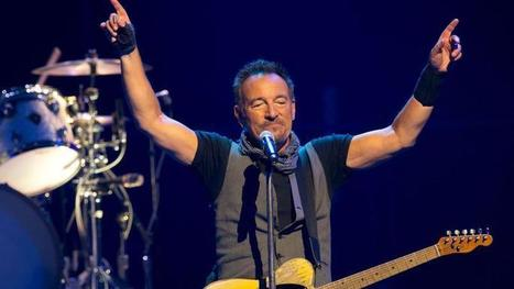 Bruce Springsteen : son centre d'archives dans le New Jersey - le Figaro | Bruce Springsteen | Scoop.it
