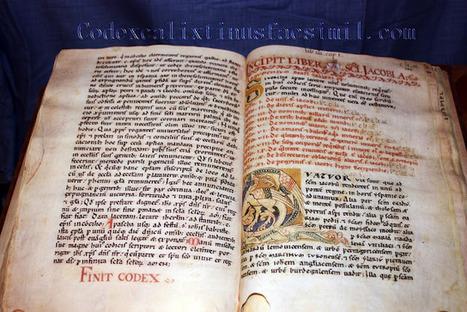 Codex Calixtinus: Ya nadie se acuerda del Códice Calixtino | Codex Calixtinus | Scoop.it