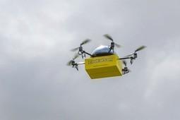 Australie : la livraison de colis par drones démarrera en mars 2014 | Informatique et autres geekeries | Scoop.it