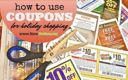 How to Use Coupons for Holiday Shopping | Money Savings to a better Life | Scoop.it