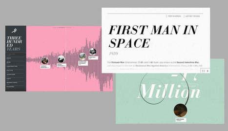 Histography. Une infographie interactive de l'histoire de l'humanité | MyMuseums | Scoop.it