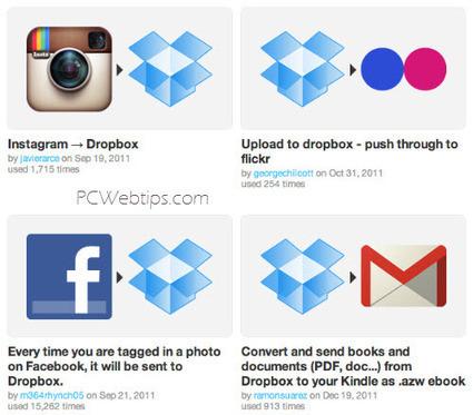 20+ Aplicaciones para Potenciar tu Dropbox - Online y Programas|PCWebtips.com | Cajón de sastre Web 2.0 | Scoop.it