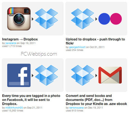 #CloudComputing : 20+ Aplicaciones para Potenciar tu #Dropbox | Jordi R Parera | Scoop.it