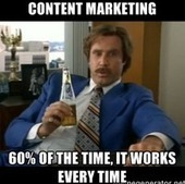 What Anchorman 2 taught us about content marketing | Email selling for client acquisition and retention | Scoop.it