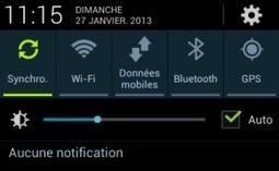 Astuce : Améliorer l'autonomie de son téléphone portable ou sa tablette Android . | Autour de... Sam | Nas et réseaux | Scoop.it