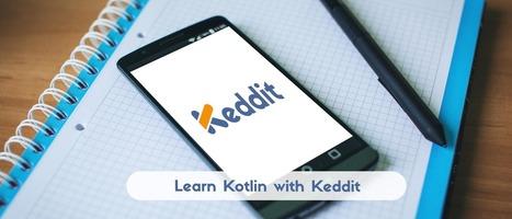 Create Reddit like Android Kotlin app Step by S