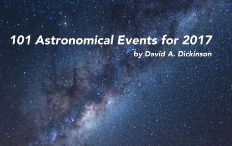 Our Free Book: 101 Astronomical Events in 2017 - Universe Today | Books, Photo, Video and Film | Scoop.it