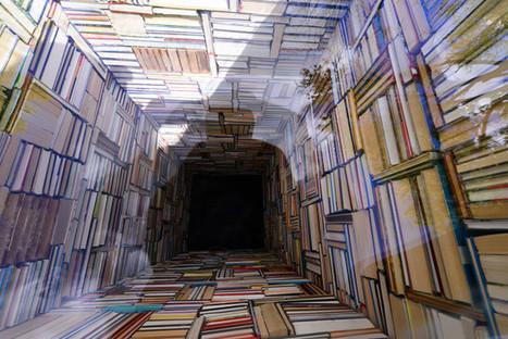 Au Danemark, une artiste recrée le passage vers le Pays des merveilles | lire n'est pas une fiction | Scoop.it