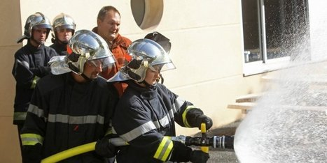 Dordogne : une formation complète pour les pompiers volontaires - Sud Ouest | BIENVENUE EN AQUITAINE | Scoop.it