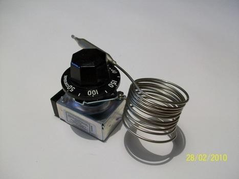 Termostato Con Bulbo Capilar | Termostatos Robertshaw | #DIRCASA - Automatización, Calor y Control | Scoop.it