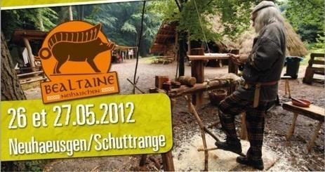 Festival Celtique-BealtaineLuxembourg | Festivals Celtiques et fêtes médiévales | Scoop.it