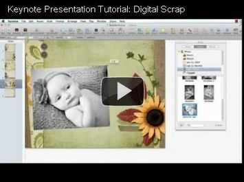 How to create a Keynote Presentation Digital Scrapbook | common core math | Scoop.it