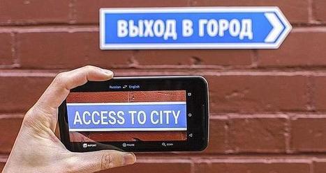 Le nouveau système de traduction en temps réel de Google est impressionnant | Going social | Scoop.it