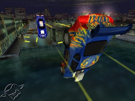 Free Download Game Rumble Racing PPSSPP Android