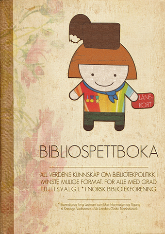 Bibliospettboka er her! - NORSK BIBLIOTEKFORENING | Skolebibliotek | Scoop.it
