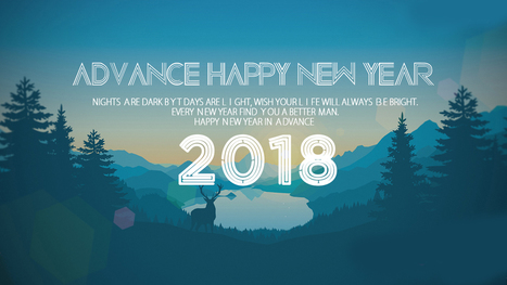 advance happy new year 2018 imageswallpaper hd download