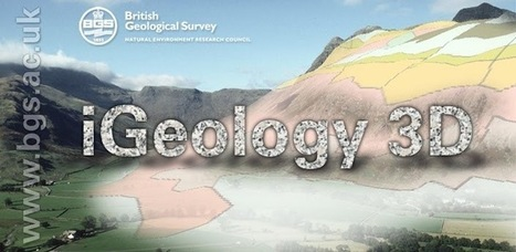iGeology 3D - Applications Android sur GooglePlay | Heritage Apps | Scoop.it