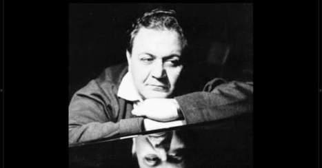 Μάνος Χατζιδάκις: Ξάνθη, 23 Οκτωβρίου 1925 – Αθήνα, 15 Ιουνίου 1994 | omnia mea mecum fero | Scoop.it