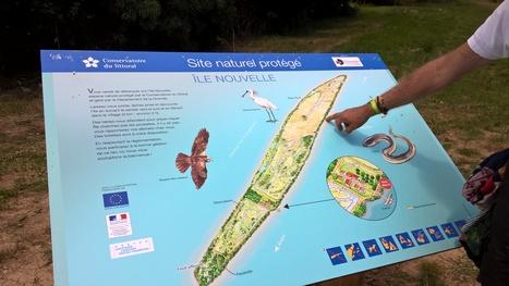 Le saviez-vous ? La Région et l'Europe investissent près de chez vous / Ile Nouvelle, site naturel protégé | Fonds européens en Aquitaine Limousin Poitou-Charentes | Scoop.it