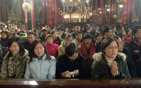 China on course to become 'world's most Christian nation' within 15 years | phenomenological and humanist geography | Scoop.it