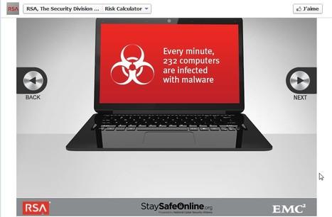 Risk Calculator   Facebook   Ciberseguridad + Inteligencia   Scoop.it