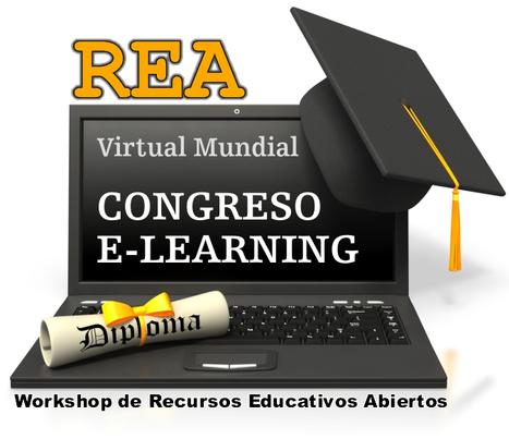 Calendario Workshop Recursos Educativos Abiertos | Congreso Virtual Mundial de e-Learning | Scoop.it
