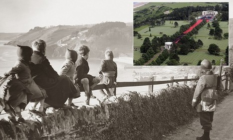 The day the country held its breath: Enthralling new book captures the nerve-shredding tension of the build-up to D-Day - from the unique perspective of ordinary Britons at home | British Genealogy | Scoop.it