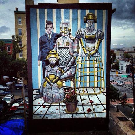 Jersey-City-Street-Art-08   World of Street & Outdoor Arts   Scoop.it