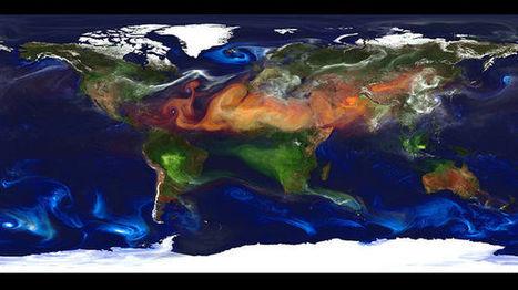 Así se ven las emisiones y los gases de la Tierra desde el espacio | One more thing | Scoop.it