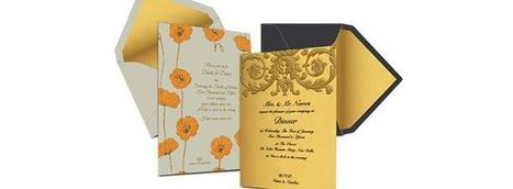 Designer Wedding Invitations Hamper eCommerc