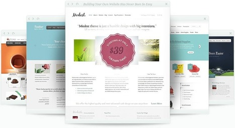 80 Elegantes Plantillas WordPress Premium al precio de una! | Recursos Web Gratis | Scoop.it