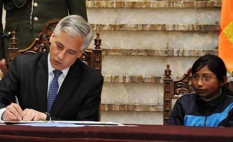 Bolivia pone en marcha la ley que permite trabajar a niños de 10 años | resistencia | Scoop.it