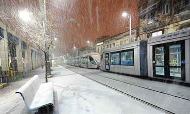Israel braces for its first winter snowstorm | Jewish Education Around the World | Scoop.it