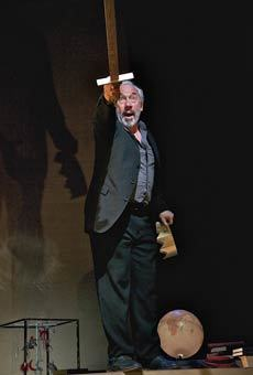 The Stage / Reviews / Being Shakespeare | In fair Verona | Scoop.it