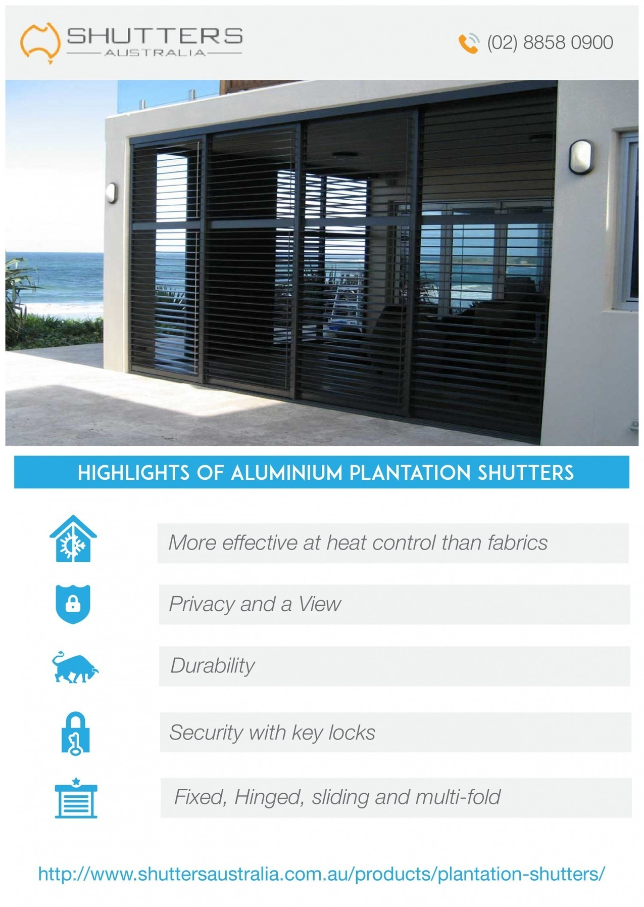 Shutters Awnings Blinds Sydney Scoop It