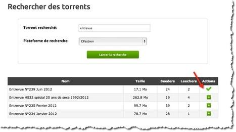 Comment télécharger des torrents sans risque avec TorrentFacile. | Time to Learn | Scoop.it