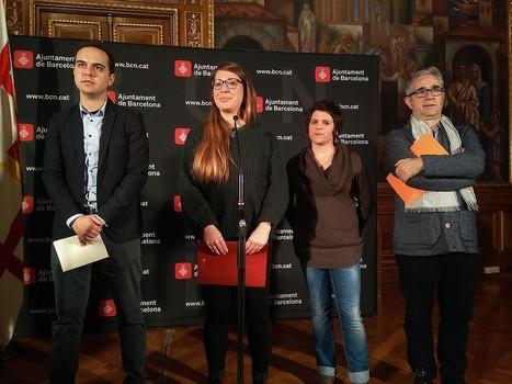 Front comú de Barcelona i Madrid per exigir a Rajoy que també reguli el lloguer abusiu   #territori   Scoop.it