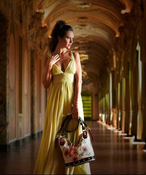 Marino Orlandi: Luxury Handbags from Le Marche | CHICS & FASHION | Scoop.it