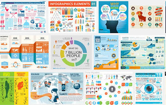9 Generic activities for exploiting infographics | ICT helping the book | Scoop.it
