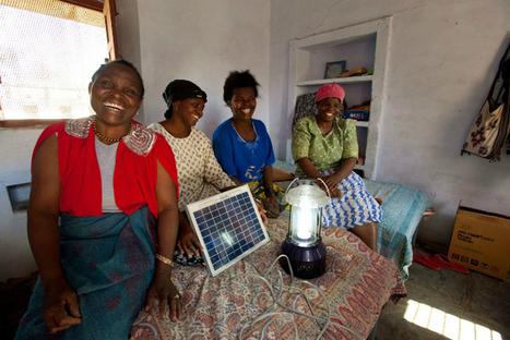 """Barefoot"" Solar Energy Engineers | Yan's Earth | Scoop.it"