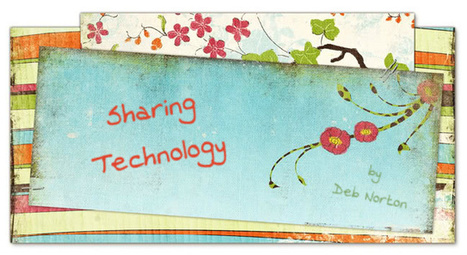 Sharing Technology: Chat with Deb - iPad Apps for Creating eStories and eBooks | Sharing Technology for Teachers | Scoop.it