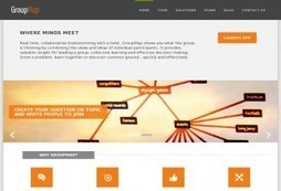 GroupMap | Collective Intelligence & Distance Learning | Scoop.it