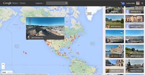 Google dédie un site aux photos à 360 degrés | Cabinet de curiosités numériques | Scoop.it